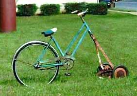 Mowerbike